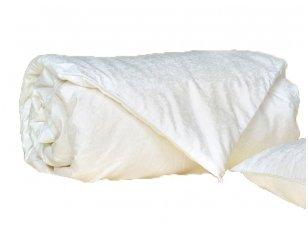 Vasarinė Tencelio antklodė su natūralaus Mulberry su šilko užpildu - A klasė 140x200cm (0,50kg)