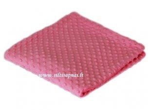 """Antialerginis pledas """"Raspberry"""" (75x100 cm)"""