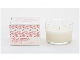 """Aromaterapinė žvakė """"Žvalinantys ajerai"""""""