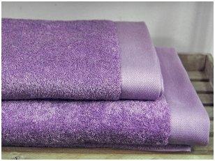 """Bambukinis rankšluostis """"Lilac"""""""