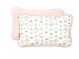"Dvipusė vaikiška pagalvėlė ""Moka"" 35x55 cm"