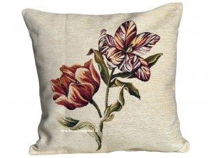"""Gobeleninė pagalvėlė """"Elegantiškos gėlės"""""""