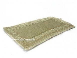 Lininis kilimėlis, padėklas saunai