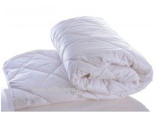Nukainota vasarinė antklodė su skalbiamos vilnos užpildu 250g/m2