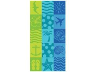 """Paplūdimio rankšluostis """"Havajai"""""""