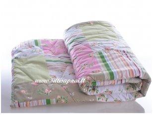 Vaikiška antklodė su medvilnės pluošto užpildu 400g/m2