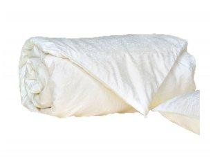 Vaikiškas natūralaus mulberry šilko rinkinys (antklodėlė + pagalvėlė)