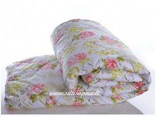 Vasarinė antklodė su vilnos užpildu 250g/m2
