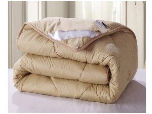 Žieminė antklodė su kupranugarių vilnos užpildu 450 g/m2