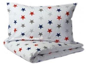 """Antklodės užvalkalas """"Žvaigždės"""" (100x140 cm)"""