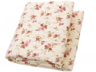 Nukainota universali medvilninė antklodė su medvilnės užpildu 400g/m2