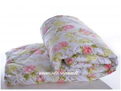 Universali antklodė su vilnos užpildu 450g/m2