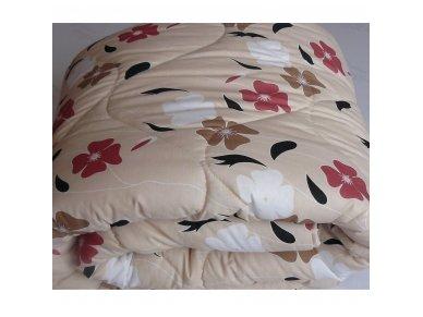 Žieminė antklodė su vilnos užpildu 600g/m2 2