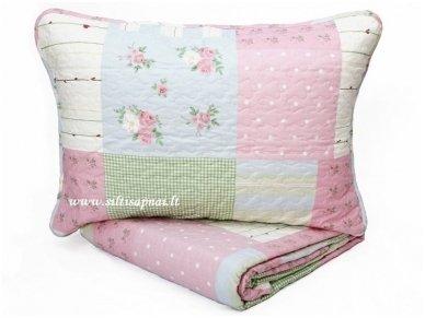 """Apsauginių pagalvės užvalkalų rinkinys """"Vasara"""" (70x70 cm - 2 vnt)"""