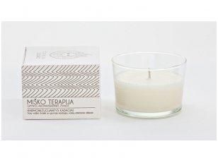 """Aromaterapinė žvakė """"Harmonizuojantys kadagiai"""""""