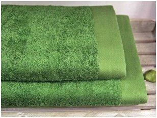 """Bambukinis rankšluostis """"Green"""" (50x100 cm, 70x140 cm)"""
