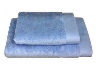 "Bambukinis rankšluostis ""Blue"""
