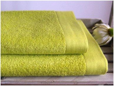 """Bambukinis rankšluostis """"Lime"""""""