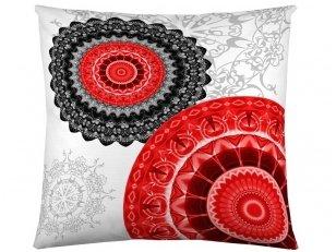 """Dekoratyvinės pagalvėlės užvalkalas """"Karma"""""""