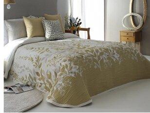 """Dvipusis lovos užtiesalas """"Lisboa"""" green (250x270 cm)"""
