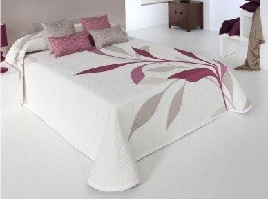 "Dvipusis lovos užtiesalas ""Smart"" Lilac (250x270 cm)"