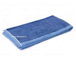 """Frotinis rankšluostis """"Linium"""" (blue)"""