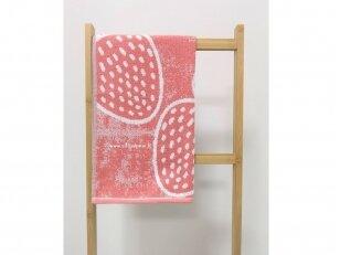 """Frotinis virtuvės rankšluostis """"Braškės"""" 50x50 cm"""