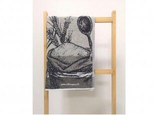 """Frotinis virtuvės rankšluostis """"Duona"""" 50x50 cm"""