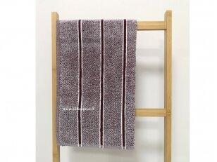 """Frotinis virtuvės rankšluostis """"Virtuvė"""" (raudonas) 50x50 cm"""