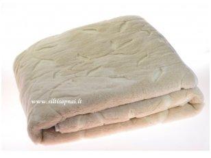 "Kupranugarių vilnos antklodė ""Stambulas"" (140x200 cm)"