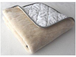 """Kupranugarių vilnos antklodė """"Žvaigždės"""" 100x140 cm"""