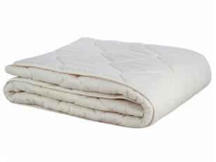 Nukainuota kupranugarių vilnos užpildo antklodė 400 g/m² (140x200 cm)