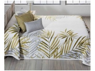 "Dvipusis lovos užtiesalas ""Tropical"""