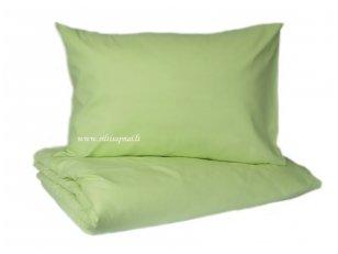 """Medvilnės patalynė """"Lime"""" (140x200 cm, 50x70 cm)"""
