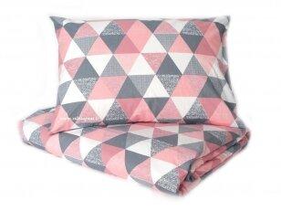 "Medvilninis pagalvės užvalkalas ""Atradimas"" (50x70 cm, 2 vnt)"