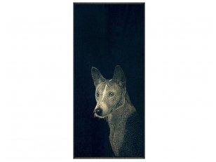 """Medvilninis rankšluostis """"Basenji"""" (67x150 cm)"""