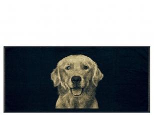 Medvilninis rankšluostis RETRIEVER (67x150 cm)