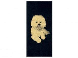 """Medvilninis rankšluostis """"Bichon"""" (67x150 cm)"""