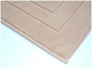 Medvilninis vonios kilimėlis
