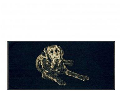 """Medvilninis rankšluostis """"Labrador"""" (67x150 cm)"""