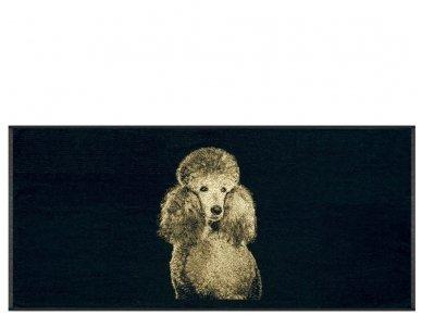 """Medvilninis rankšluostis """"Poodle"""" (67x150 cm)"""