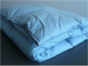 """NUKAINOTA universali 50% pūkų - 50% plunksnų užpildo antklodė """"Hebe"""" (140x200 cm)"""