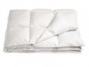 """NUKAINOTA žieminė 15% pūkų - 85% plunksnų užpildo antklodė """"Ivy"""" (140x200 cm)"""