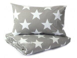 """Pagalvėlė su pagalvės užvalkalu """"Žvaigždės"""" (40x40 cm)"""