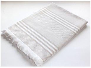 "Paplūdimio rankšluostis-pledas ""Akimirka"""