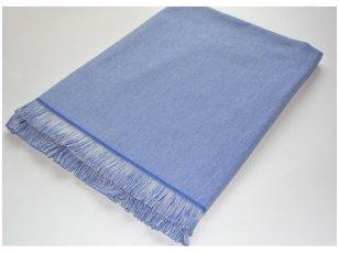 "Paplūdimio rankšluostis-pledas ""Lisabona"" (mėlynas)"