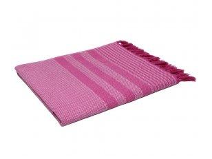 """Paplūdimio rankšluostis-pledas """"Lagos"""" (Purple)"""