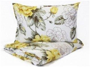 """Satino pagalvės užvalkalas """"August"""" 50x70 cm"""