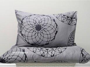 """Satino pagalvės užvalkalas """"Mantra"""" 50x70 cm, 3 vnt su užtrauktukais"""