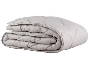 Seersucker antklodė (pilka)